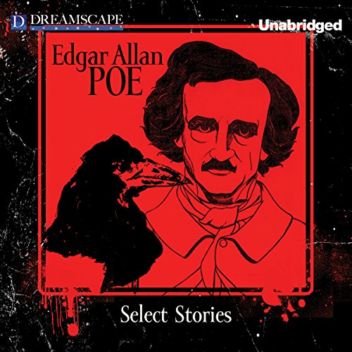 Select Stories of Edgar Allan Poe audiobook cover art