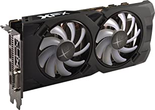 XFX - Hard Swap Edition AMD Radeon RX 480 RS 8 GB GDDR5 PCI Express 3.0 Graphics Card with White LED Backlight