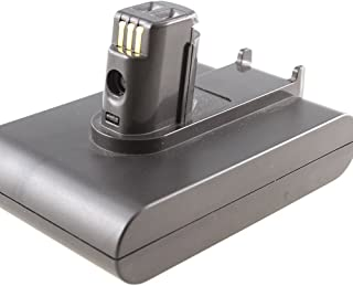 22.2V 2000mAh Replacement Battery for Dyson DC31 DC34 DC35 DC44(Type i,Not fit Type B) 917083-01 Handheld Vacuum