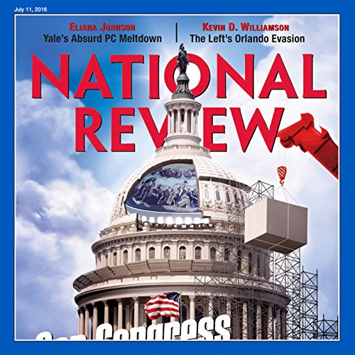 National Review - July 11, 2016 audiobook cover art