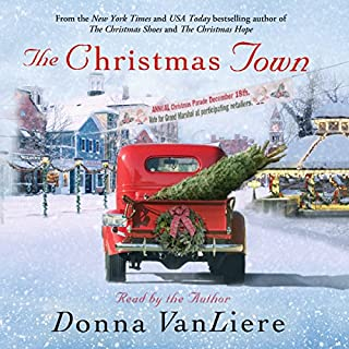 The Christmas Town audiobook cover art