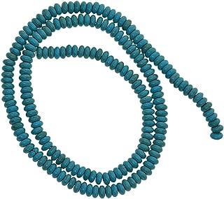 Baoblaze Strand Of Gemstone Loose Bead Spacer Necklace Bracelets Earring DIY Supply