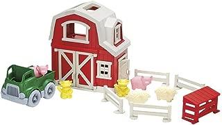 Green Toys Farm Playset (Renewed)