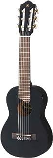 Yamaha GL1BL Guitarra Tipo Ukelele, color negro