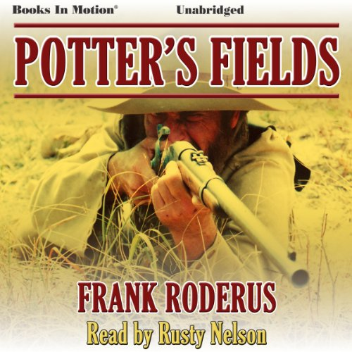 Potter's Fields audiobook cover art