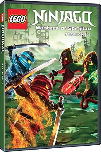Lego - Ninjago - Stagione 07 (2 Dvd) [Italia]