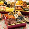 博多久松 厳選本格3段重おせち 初赤重 6.5寸3段重 全33品 おせち料理 お届け日(2021年12月28日)着