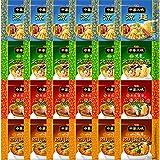 Myojo Chukazanmai Instant Ramen Noodles Variety Pack, Miso, Peking Oriental, Canton Shoyu, Shanghai Hiyashi (Pack of 24)