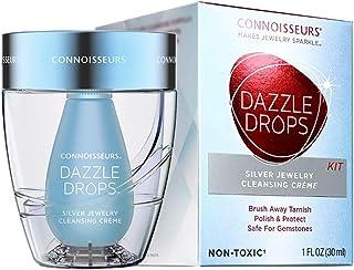 Connoisseurs Silver Dazzle Drops