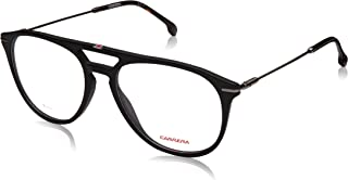 91103182bbb6 Carrera 168/V Medium Matte Black Gunmetal Brown 003 Unisex Eyeglasses -  (168-
