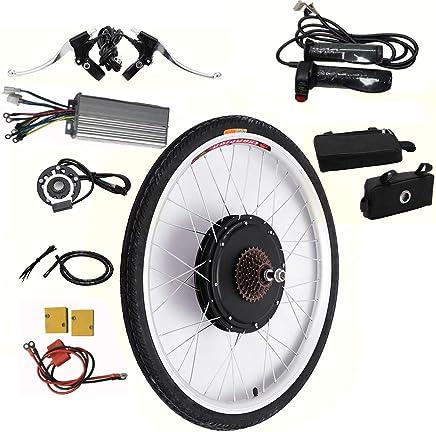 Beschleuniger Elektronische Bremse Motherboard Controller 5,5 Zoll perfecthome 250W Elektro-Fahrradmotor Drehzahlregler mit LED-Display Geeignet f/ür Elektro-Fahrr/äder Autos und Motorroller