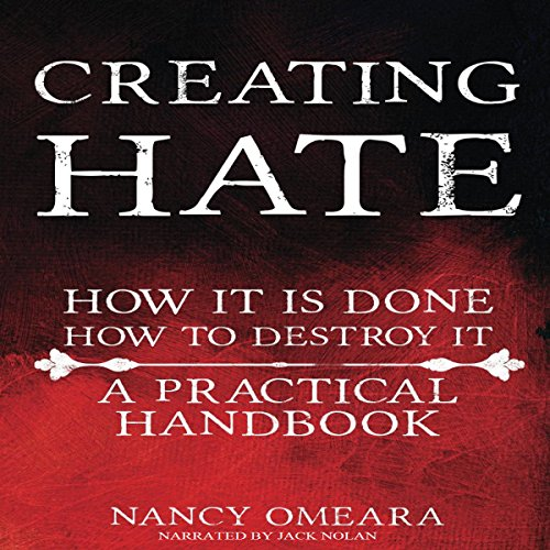 Creating Hate cover art