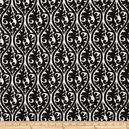 Alicert5II Yardage Stof Premier Print Kimono Black Home Decor Stof Yardage voor gordijnen sjabrakken Kussenbezem 1 ge Lekstof