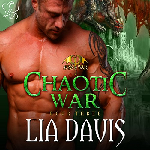 Chaotic War audiobook cover art