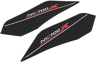 adatti per la maggior parte delle moto H.o.n.d.a//K.a.w.a.s.a.k.i antiscivolo tappetino di trazione laterale del serbatoio della moto Artudatech