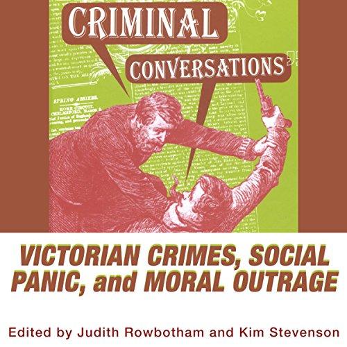 Criminal Conversations audiobook cover art
