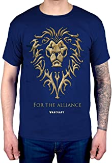 Official World of Warcraft The Alliance T-Shirt