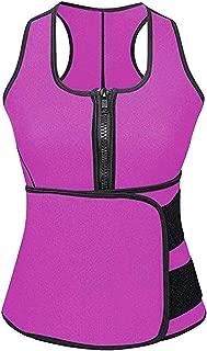 Little Happiness- Neoprene Waist Trainer Body Shaper Slimming Adjustable Sweat Belt Plus Size S-4XL Shapewear