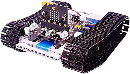 venderse como panqueques FLAMEER Kit De Bricolaje Educativo Educativo Basado Basado Basado En BBC Micro  bit Board, 260 Bloques De Construcción Programables  ahorra hasta un 80%
