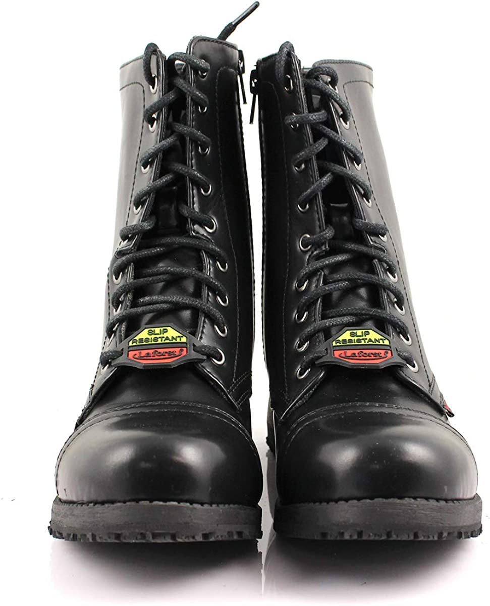 Laforst Womens Jacki 299 Manufacturer direct delivery Max 79% OFF Nonslip Work Combat Boots
