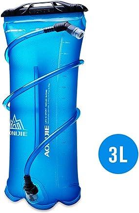 AONIJIE Hydration Bladder 1.5L/2L/3L Lightweight TPU Water Reservoir Bag Wide-