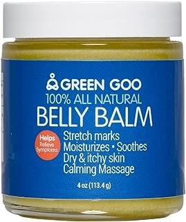 Best green goo belly balm Reviews