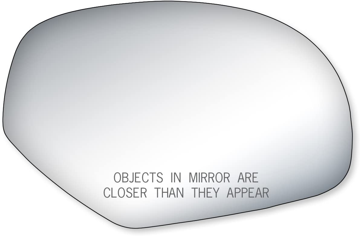 Fit System - 90204 Passenger Avalan Glass Mirror Cheap bargain Chevrolet Kansas City Mall Side