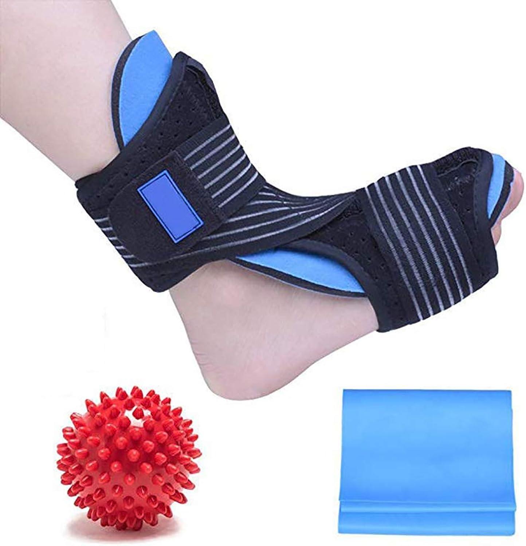 Plantar Fasciitis Night Splint Foot Orthotic Supports KitsAdjustable Dorsal Night Splint for Effective Relief from Plantar Fasciitis Pain