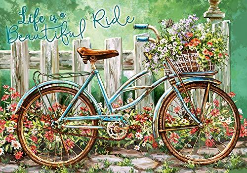 Castorland B-52998 Beautiful Ride, 500 Teile Puzzle, bunt