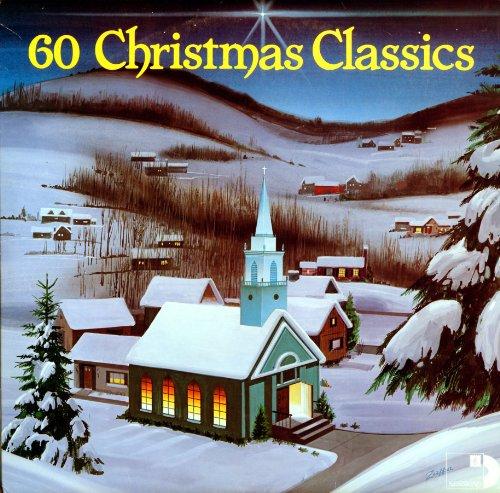 Audio CD 60 Christmas Classics. 4 Record Set. (DVL20723)