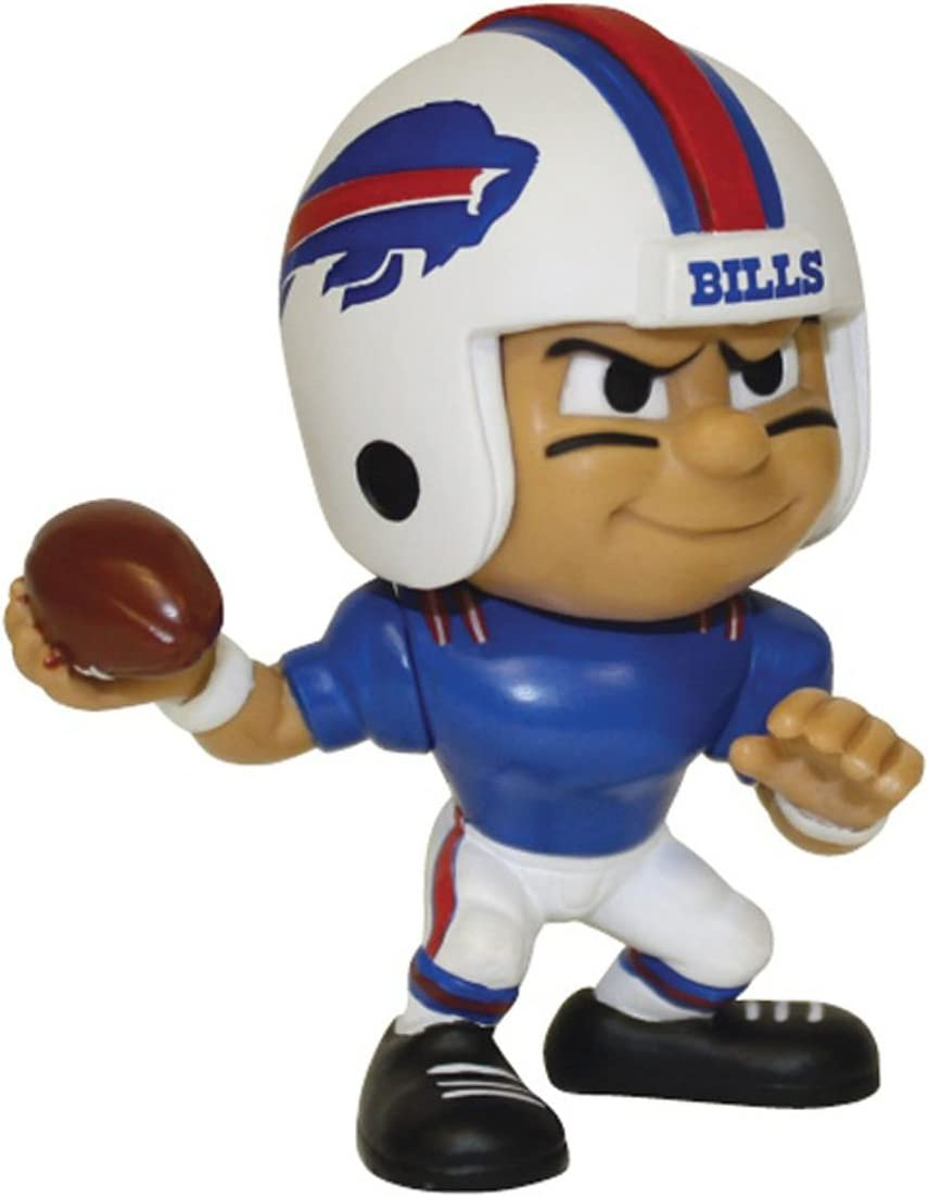 NFL Buffalo Bills Lil' Teammates Quarterback Figurine : Sports Fan Wallets : Sports & Outdoors