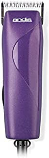 Andis (Pet) 22690 EasyClip Pro-Animal 7-Piece Detachable Blade Clipper Kit,Purple