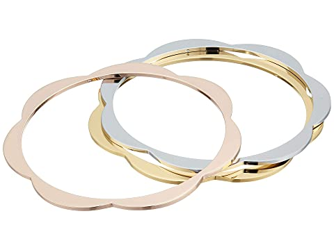 Kate Spade New York Slender Scallops Bangle Set