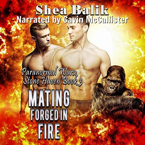 Mating Forged in Fire cover art