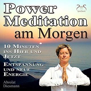 Power-Meditation am Morgen Titelbild