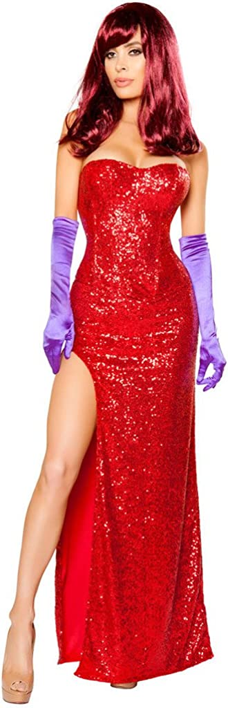 OFFicial mail Free shipping on posting reviews order Women's Sexy Jessica Costume Halloween Rabbit