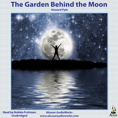 The Garden Behind the Moon cover art