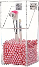 Makeup Brush Holder for Cosmetic Organizer - Storage for Your Large, Small, Wide and Narrow Brushes and Cosmetics, Includi...