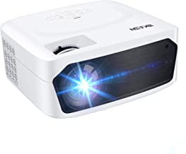 $118 » Video Projector, EKASN Portable Movie Projector Support 1080P Home Theater Projector, Compatible with Fire TV Stick/PS4, O...