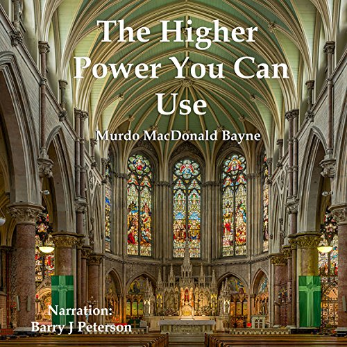Higher Power You Can Use audiobook cover art