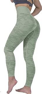 ZHENWEI Women's Leggings Workout Yoga Pants for Women Fitness Running Gym Sports Legging Elastic Stretch Trousers