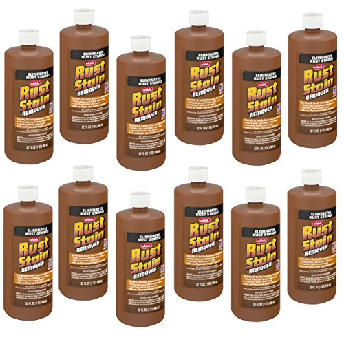 Whink Rust Stain Remover 32 Ounce (Pack of 12)