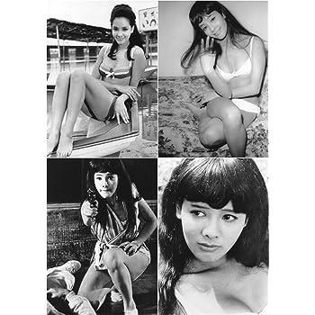 Amazon.co.jp: [4枚セット]浜美枝 写真(S) Portrait Photograph ...