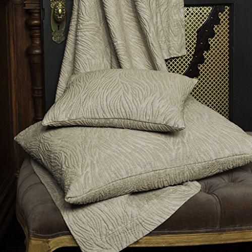 Great Price! Sferra Rino King Blanket Cover 114X100 (Sand)