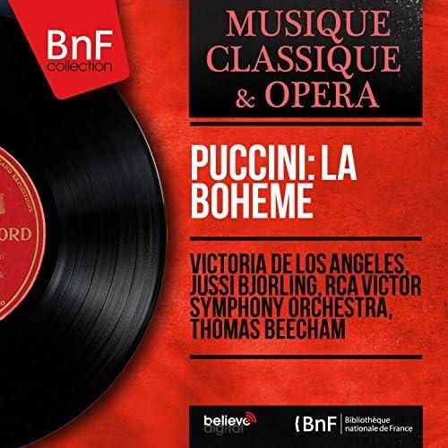 Victoria de los Ángeles, Jussi Björling, RCA Victor Symphony Orchestra, Thomas Beecham