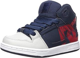 DC Kids' Pure High-top Sp Skate Shoe