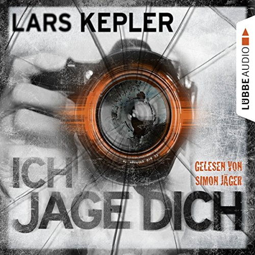 Ich jage dich audiobook cover art