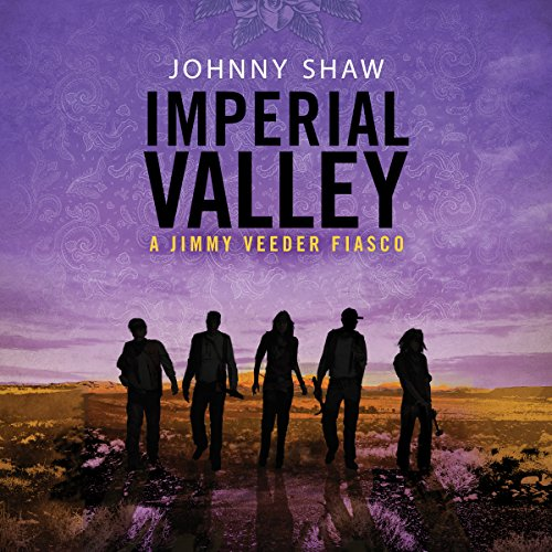 Imperial Valley audiobook cover art