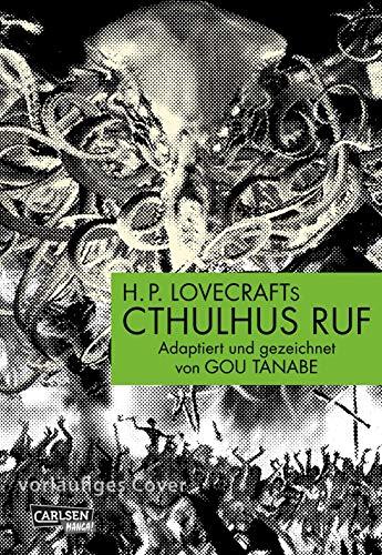 H.P. Lovecrafts Cthulhus Ruf: Ein mystisches Szenario zum Kult über das riesige, geflügelte Wesen und den Beginn des berühmten Cthulhu-Mythos.