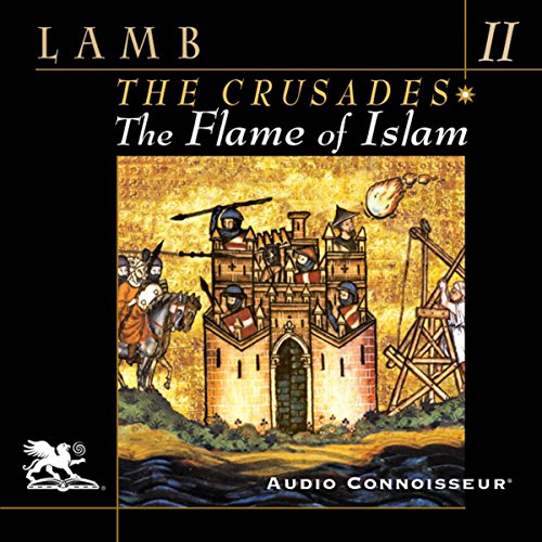 The Flame of Islam audiobook cover art